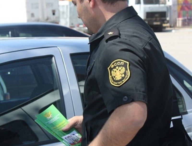 Как узнать за что арестовали машину судебные приставы Пусть