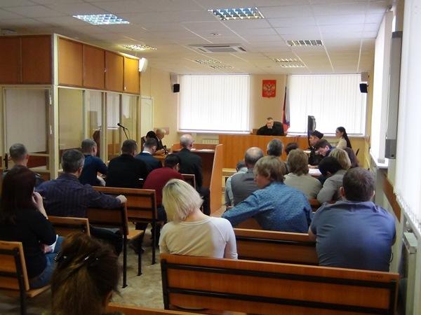 Как проходит судебное заседание по уголовному делу крайней