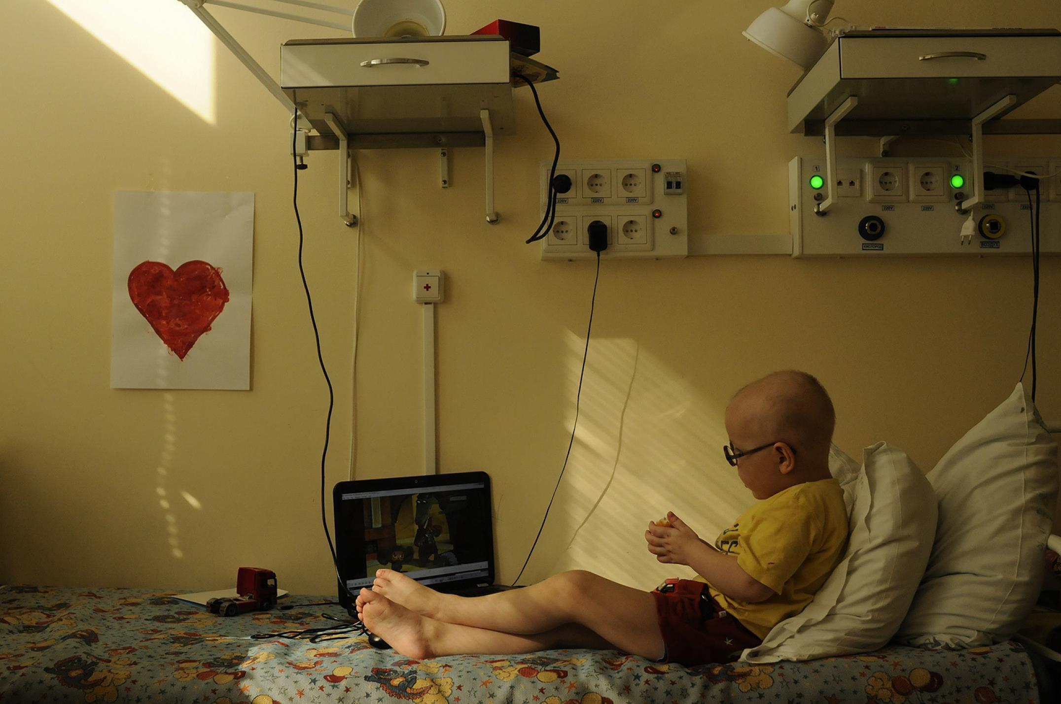 Число абсолютно здоровых детей в РФ не превышает 12%